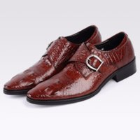 Mode Mann Schuhe Qualitäts-formales Breathable PU Personality Business Men Leder Loafers Oxford Brautschuhe K4-44