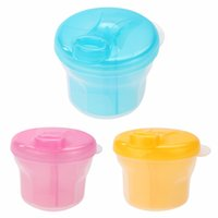 1Pc Baby Food Container Portable Milk Powder Dispenser Infan...