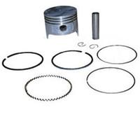 Поршень комплект 63мм для Robin Subaru EY15 EY15-3 EY15-2B EY15-3D EY15V 3.5HP двигателя двигатель цилиндр ж / KOLBEN кольцо установить штифт зажимов