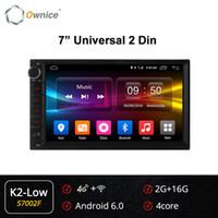 Ownice K1 K2 K3 안드로이드 9.0 옥타 코어 2 소음 보편적 인 닛산 자동차 DVD GPS 라디오 플레이어 (없음 DVD) 축하에서 4G LTE