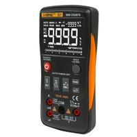 ANENG Q1 True-RMS 디지털 멀티 미터 계산 아날로그 툴 막대 그래프 AC / DC 전압 전류계