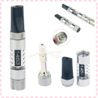 5 stks E-Sigaret 1453 Verstuiver 1.6 ml Tank 510 Draad 2.0 Ohm Clearomizer Past op alle ego Evod-serie Elektronische sigarettenbatterij