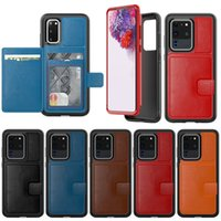 For Samsung Galaxy S20 S20 Plus Ultra Multifunction Leather ...