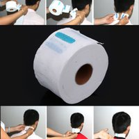 barber Neck Ruffle Roll Disposable Neck Salon Hair Cutting A...