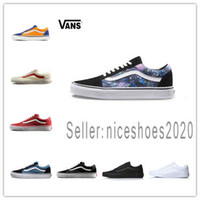 d48c09c3de New Arrival. Cheaper New Van OFF THE WALL old skool FEAR OF GOD For men  women sneakers YACHT CLUB MARSHMALLOW fashion skate casual shoes