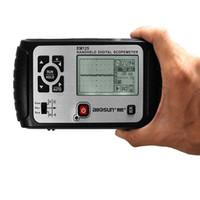 Osciloscopio multifuncional 25MHz Multímetro Digital Handheld Scopemeter Voltmeter Ohmmeter Capacitance EM125