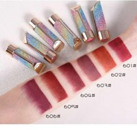 Lipsticks With Diamond Tube Waterproof Long- Time Lasting Lip...