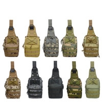 600D Camouflage Tactical Backpack Army Military Rucksack Sho...