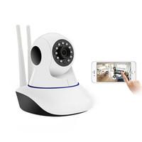 كاميرا مراقبة 1PCS الاختياري 1080P 720P كاميرا IP لاسلكية للرؤية الليلية بيبى هوم الأمن CCTV واي فاي