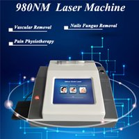 new style 3 IN 1 980nm Laser Spider Veins Removal physiother...