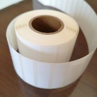 10 ROLLS 네트워크 케이블 레이블 스티커, 튼튼한 흰색 PET 소재 방수 및 내열 비닐, 항목 번호 HT04