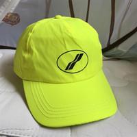 여성 남성 남여 여름 장착 스냅 백에 대한 반사 형광 야구 모자 해변 태양 모자