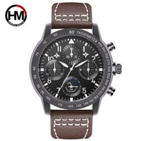Mens Top Brand Luxury Wristwatches Waterproof Casual Men Mil...