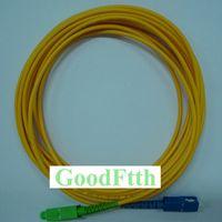 Cordon à fibre optique Jumper SC / APC-SC / UPC SC / UPC-SC / APC SM Simplex 3 mm GoodFtth