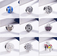 2019year Newest 30pcs lot HQ beads 925 silve high qualtiy Fi...