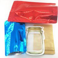 Пластиковые пакеты Майларовый Пользовательские наклейки еды Стандап Мешочек печати Сумка 7g Zipper Heat Seal Zip 510 Блокировка нефти Картриджи Empty сухой травы Цветы