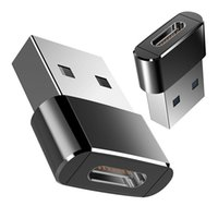 Bluetooth Kulaklık Telefonlar İçin USB Erkek OTG Adaptör Dönüştürücü Veri Adaptörü C Tipi Kadın Şarj USB C Tipi Kadın OTG USB Erkek