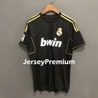 Real Madrid Retro 2011- 2012 Home Away 3rd Football Soccer Je...