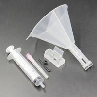 Очистка печатающей головки Набор инструментов Заправка головка принтера для HP88 940 80 18 70 72 Z2100 Z6100 Т610 T1100 P1050 1050C тысячу пятьдесят-пять