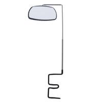 360 gradi Bike specchio rotativo da sole retrovisore casco di guida Specchio bici della bicicletta Specchio Accessori per biciclette