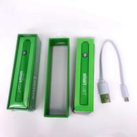 380mAh batería inteligente Precalentar variable tensión de carga inferior con USB 510 Vape pluma de batería para M6T TH2 Amigo libertad Vape cartuchos