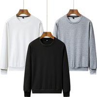 "Long- sleeved shirt male "" basic color blank"" round ..."