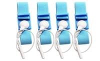 전도성 조절 Estim 손목 스트랩 구성 요소 4 개 블루 STIM 루프 4 개 화이트 전선