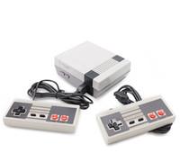 Mini TV in grado di memorizzare 620 500 console di gioco palmare video per i giochi NES console con scatole di vendita al dettaglio del DHL