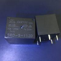 Livraison gratuite en gros 10 lots circuit intégré DIP SRD-S-112D PCS Sanyou en stock nouveau et original ic