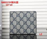 2020 High Quality men Wallet boy fold Purse High capacity PU...
