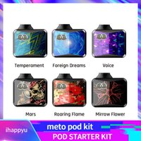 100% Original Meto Pod Starter Kit 650mAh Battery Portable V...