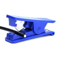 자전거 오일 파이프 튜브 커터 PVC PU 플라스틱 튜브 호스 커터 사이클링 유압 디스크 브레이크 오일 튜브 파이프 복구 도구