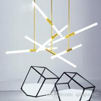 Post moderno semplice soggiorno lampade creativo minimalista sala da pranzo illuminazione negozio scrivania ristorante lampadario lampada bolla di cristallo