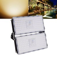 LED FloodLight 200W luci di inondazione del LED 18000LM bianco caldo (2800-3200K)