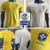 2019 2020 Player Version Brasil Soccer Jerseys 19 20 men NEY...