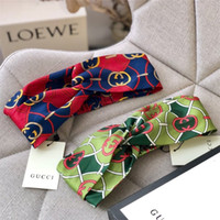 Fashion Women Outdoor Headband Big Letter Elastic Headband P...