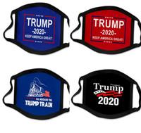 33 종류의 3D가 트럼프를 인쇄 2,020 마스크 방풍면 입 마스크 성인 자녀 미국 선거 미국은 블랙 DHL 마스크 마스크