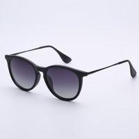 النظارات الشمسية الأزياء إريكا النساء نظارات الشمس عظم العدسات المستقطبة الرجال النظارات الشمسية القيادة العدسات الحماية من الأشعة فوق البنفسجية مع شعبية