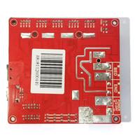 Carte mère de contrôle pour imprimante 3D DIY ANET A8 (rouge)