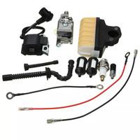 Stihl Zinciri için Karbüratör Ateşleme bobini Setleri 021 023 025 MS210 MS230 MS250 Testere