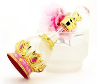 2019 heißen Verkauf 15ml Vintage-Metall-Parfüm-Flasche Leere nachfüllbare Glasflasche Hand Made Fertigkeit-Geschenk
