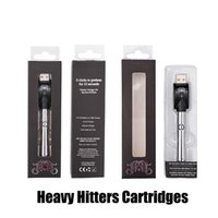 Heavy Hiters Cartridges Battery Pen 350mAh Adjustable Voltag...