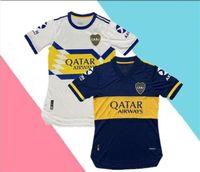 2020 2021 Boca Juniors Jersey Deplasman 19 20 Pavon GAGO TEVEZ ABILA Benedetto Cardona Maç formalarını