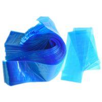 Pro Einweg-Kunststoff Blau Tattoo Clip Cord Sleeves Cover Bag Professionelles Tattoo-Zubehör für die Tattoo-Maschinenversorgung