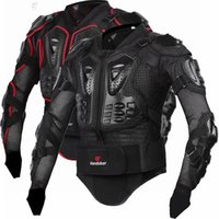 Moto Jacket Uomo Full Body Motorcycle Armor Motocross Racing Protective Gear Protezione moto Taglia S-3XL
