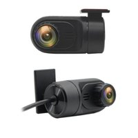 Câmera do traço do carro dvr usb camera para hd 170 graus de condução gravador night vision g-sensor