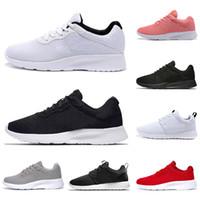 Envío libre del nuevo del funcionamiento de los hombres Zapatos de mujer olímpico de Londres Ros negro rojo blanco gris azul al aire libre Caminar zapatillas de deporte Tamaño de los zapatos 36-45 Running