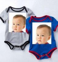 Baby Summer Romper 0-2 ans Costume de héros pour bébé Toddler Combinaisons Jumpsuits Dessin animé Courte manches Escalade Vêtements KKA7930