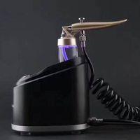 Портативный чистый кислородный спрей водяной распылительный массаж для лица массаж кожи омоложение ухода за уходом за ухожению машины отбеливание легких морщин