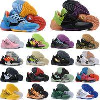 2020 Yeni Erkek James Harden 4 Vol. 4 4S IV MVP Vol.4 Erkek Basketbol Ayakkabı Doğa Sporları Eğitim Sneakers Boyut 40-46